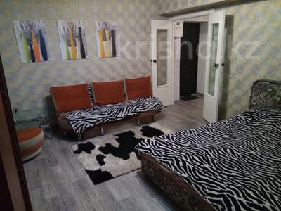 1-комнатная квартира, 40 м² посуточно, Панфилова — Макатаева за 6 000 ₸ в Алматы