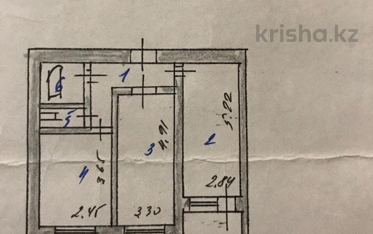 2-комнатная квартира, 54 м², 8/9 эт., Кажымукана 20 — Жирентаева за 15 млн ₸ в Астане, Алматинский р-н