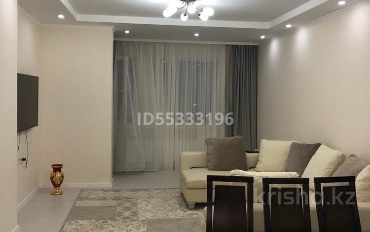 3-комнатная квартира, 98 м², 20/24 этаж, Кабанбай батыра 48/5 за 38 млн 〒 в Нур-Султане (Астана), Есиль р-н