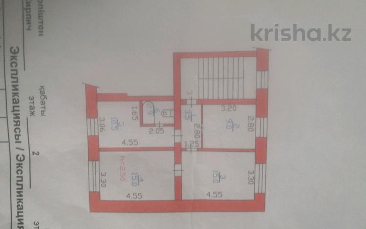 3-комнатная квартира, 56 м², 2/2 этаж, Пржевальского за 8 млн 〒 в Семее
