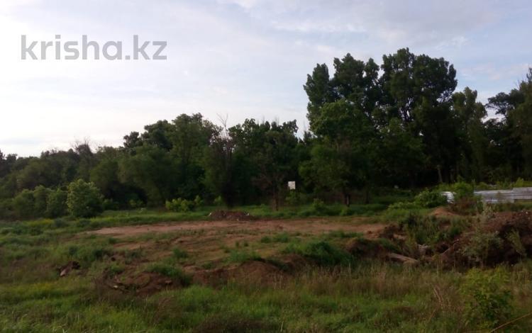 Участок 8 соток, мкр Алатау (ИЯФ) — Ибрагимова за 9 млн ₸ в Алматы, Медеуский р-н