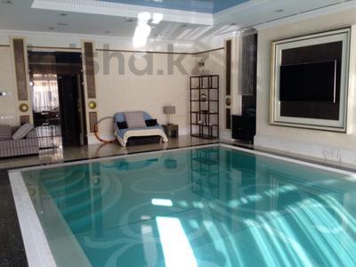 10-комнатный дом, 1400 м², 40 сот., Аскарова за ~ 1.2 млрд 〒 в Алматы, Бостандыкский р-н — фото 28