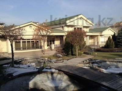10-комнатный дом, 1400 м², 40 сот., Аскарова за ~ 1.2 млрд 〒 в Алматы, Бостандыкский р-н