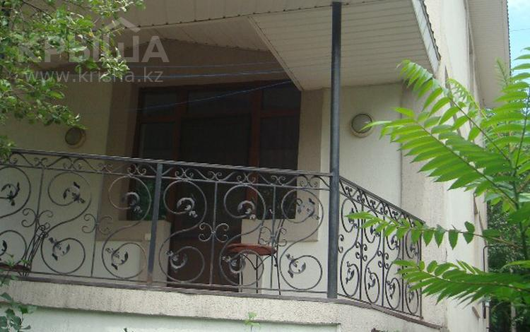 7-комнатный дом помесячно, 250 м², 7 сот., Шаймерденова 9а — Жандосова за 450 000 〒 в Алматы, Бостандыкский р-н