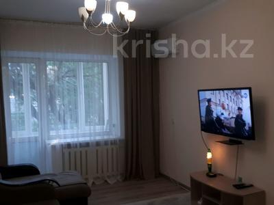 1-комнатная квартира, 36 м², 3/5 этаж посуточно, Абая 89 — Ади Шарипова за 8 000 〒 в Алматы, Алмалинский р-н