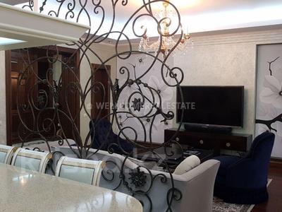 4-комнатная квартира, 220 м², 4/5 этаж, Мкр Юбилейный — Омаровой за 207 млн 〒 в Алматы, Медеуский р-н — фото 14