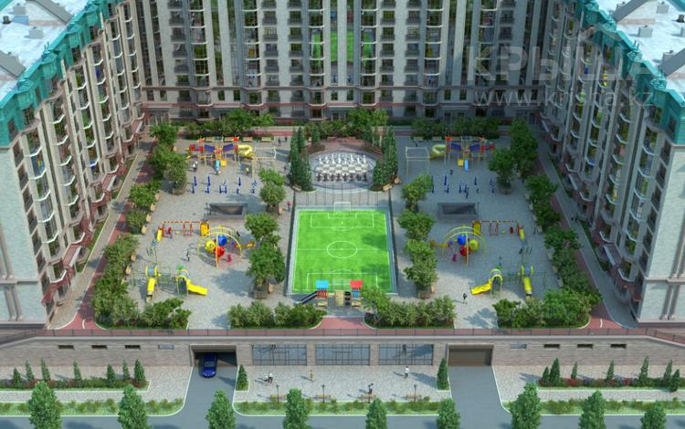2-комнатная квартира, 88.02 м², 2/9 этаж, 19-й мкр 115 за 14 млн 〒 в Актау, 19-й мкр