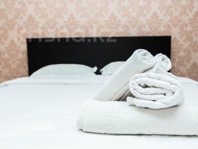 4-комнатная квартира, 130 м², 5/9 эт. посуточно, Кабанбай Батыра 40 за 22 000 ₸ в Нур-Султане (Астана), Есильский р-н