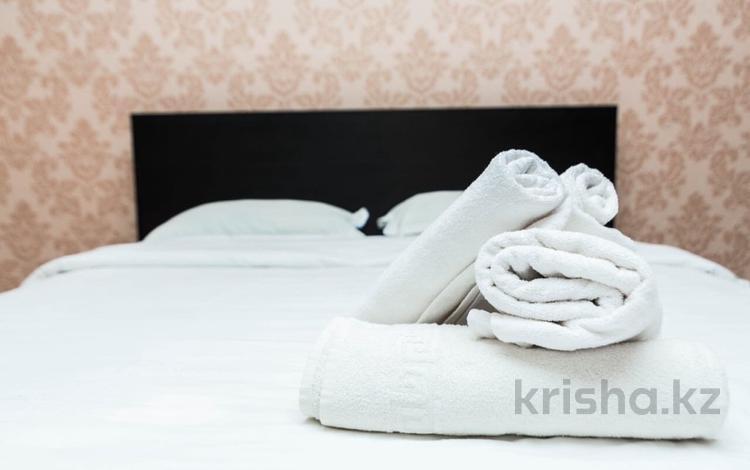 4-комнатная квартира, 130 м², 5/9 эт. посуточно, Кабанбай Батыра 40 за 20 000 ₸ в Нур-Султане (Астана), Есильский р-н