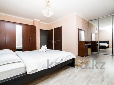 4-комнатная квартира, 130 м², 5/9 эт. посуточно, Кабанбай Батыра 40 за 22 000 ₸ в Нур-Султане (Астана), Есильский р-н — фото 2