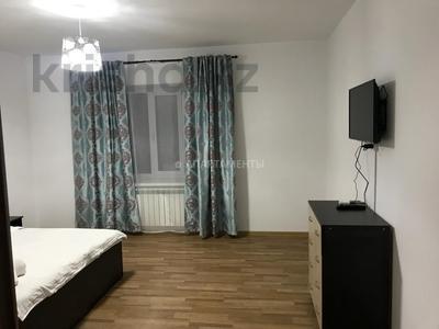 1-комнатная квартира, 57 м², 8/10 эт. посуточно, Батыс 2 13б — Алии Молдагуловой за 6 000 ₸ в Актобе, мкр. Батыс-2