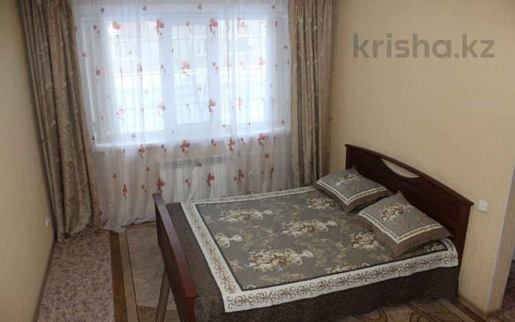 1-комнатная квартира, 38 м², 1/5 этаж посуточно, Чайковского 13 — Ауэзова за 4 000 〒 в Петропавловске