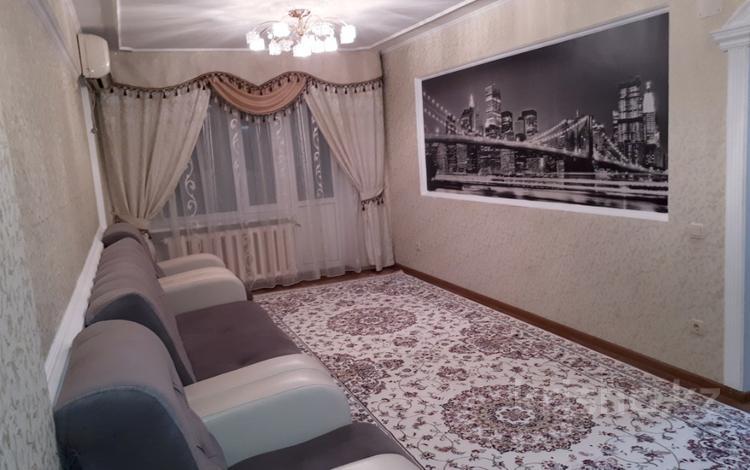 3-комнатная квартира, 78 м², 5/5 эт. посуточно, Акмешит 29 за 10 000 ₸ в
