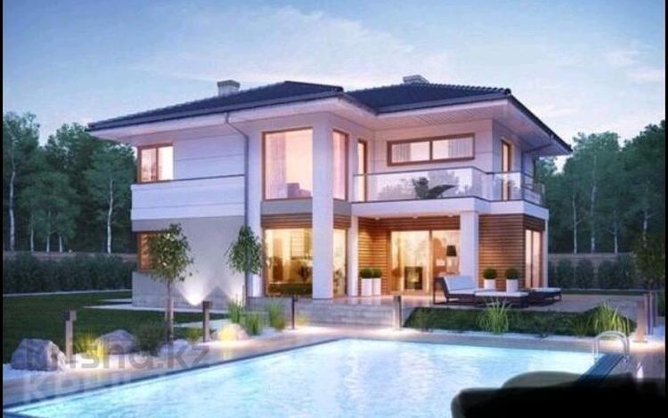 8-комнатный дом, 255 м², мкр Ерменсай за 120 млн ₸ в Алматы, Бостандыкский р-н
