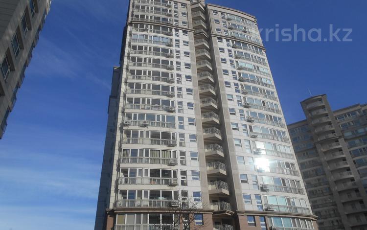 3-комнатная квартира, 95.7 м², 16/19 этаж, Аскарова 6 — Саина за ~ 52.5 млн 〒 в Алматы, Ауэзовский р-н