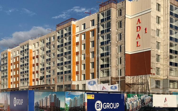 4-комнатная квартира, 101.8 м², 7/8 этаж, 37-я 1 за ~ 33.7 млн 〒 в Нур-Султане (Астана), Есиль р-н