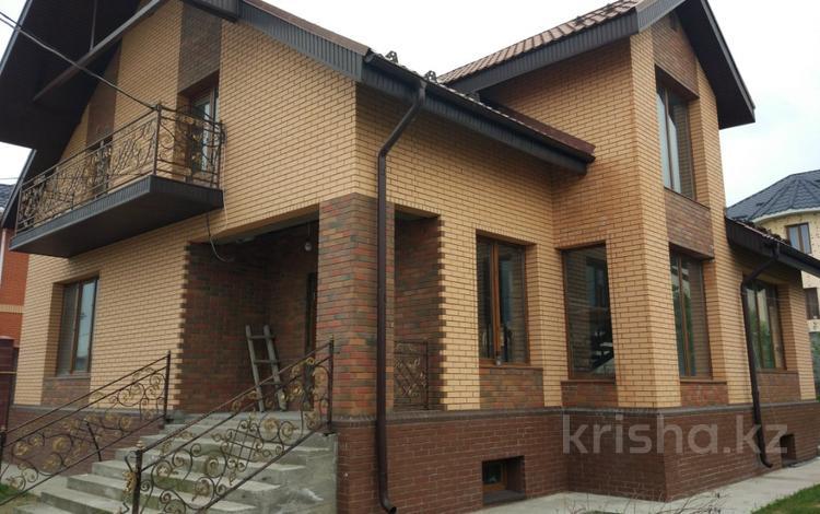 7-комнатный дом, 330 м², 8 сот., Актерек 15 — Тау самалы за 45 млн ₸ в Кыргауылдах