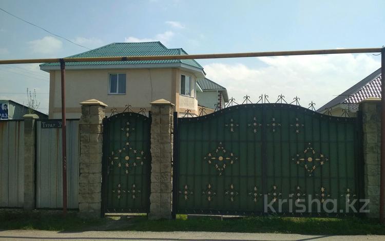 7-комнатный дом, 200 м², 6 сот., М/н Турар за 38 млн 〒 в