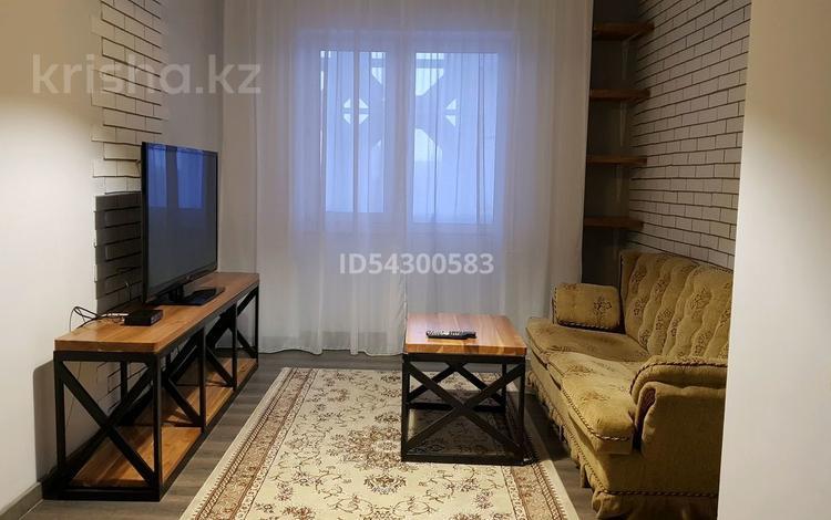 2-комнатная квартира, 55 м², 8/16 этаж посуточно, Навои 208 за 13 000 〒 в Алматы, Бостандыкский р-н