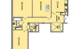 1-комнатная квартира, 43.21 м², 8/10 этаж, Нажимиденова — А86 за ~ 9.5 млн 〒 в Нур-Султане (Астана), Алматы р-н