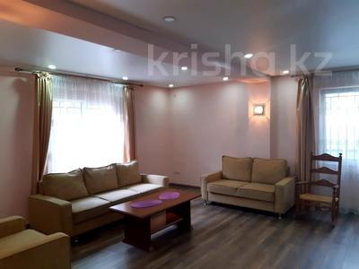 6-комнатный дом помесячно, 240 м², 10 сот., Жамакаева — Аль-фараби за 580 000 〒 в Алматы, Бостандыкский р-н