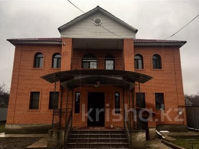 7-комнатный дом, 280 м², 10 сот., Толе би 17 — Макатаева-Конаева за 40 млн ₸ в в селе Шамалган