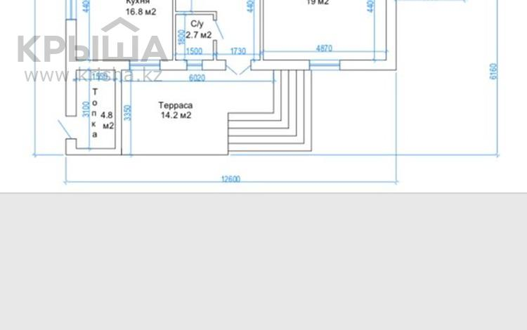 4-комнатный дом, 250 м², 6 сот., мкр Шугыла — Береке за 38 млн ₸ в Алматы, Наурызбайский р-н
