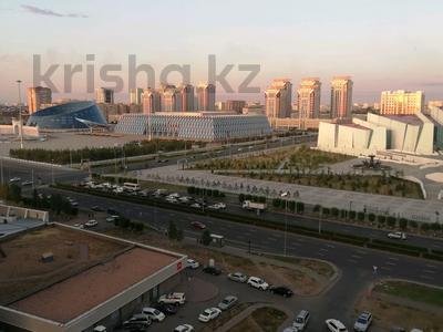 3-комнатная квартира, 98 м², 11/17 этаж, Калдаякова за 30 млн 〒 в Нур-Султане (Астана), Алматы р-н