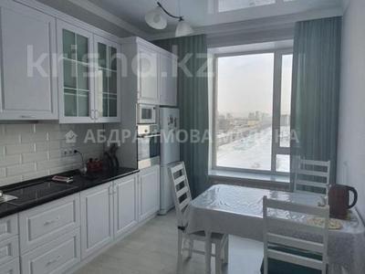 2-комнатная квартира, 63 м², 10/10 этаж, Мухамедханова 13/2 за 25 млн 〒 в Нур-Султане (Астана), Есиль р-н