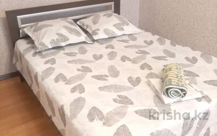 1-комнатная квартира, 37 м², 8/9 этаж посуточно, Естая 83 — Дом шахмат за 5 000 〒 в Павлодаре