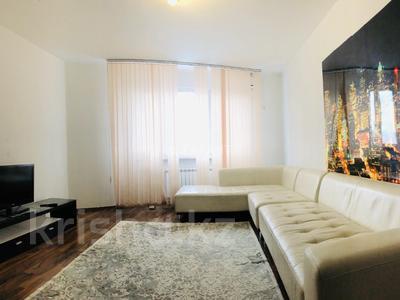 3-комнатная квартира, 115 м², 16/18 эт. помесячно, Навои 7 — Жандосова за 170 000 ₸ в Алматы, Ауэзовский р-н