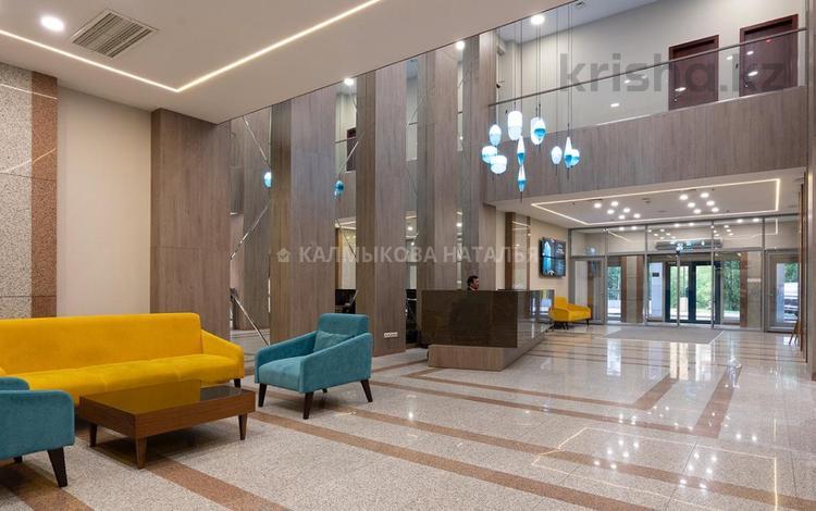 Офис площадью 155 м², Жолдасбекова 97 — Мендикулова за 7 000 〒 в Алматы, Медеуский р-н