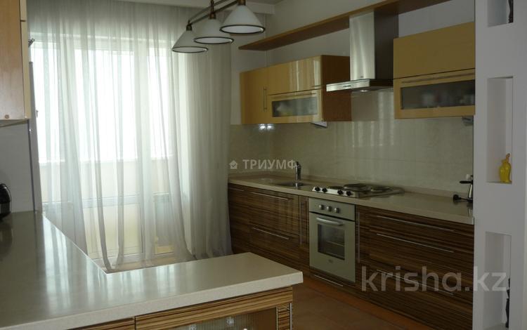 3-комнатная квартира, 122 м², 21/22 этаж, Каблукова за 72 млн 〒 в Алматы, Бостандыкский р-н