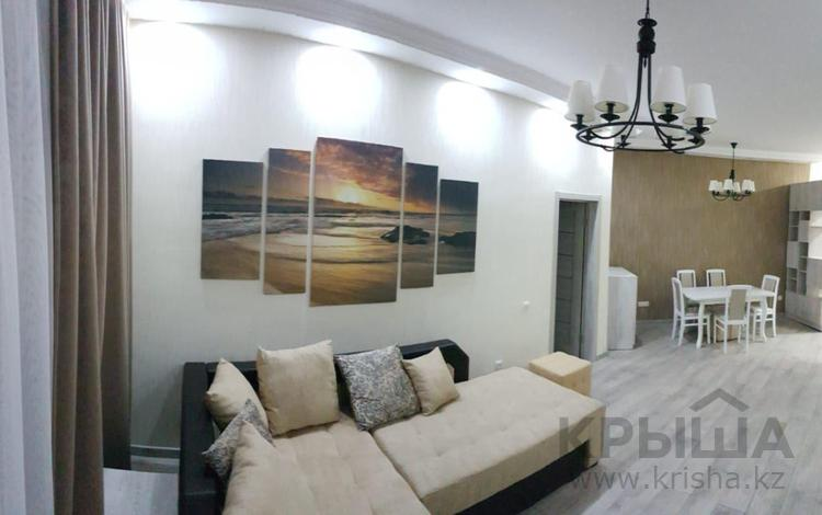 3-комнатная квартира, 95 м², 3/8 этаж, проспект Мангилик Ел за 38 млн 〒 в Нур-Султане (Астана), Есиль р-н