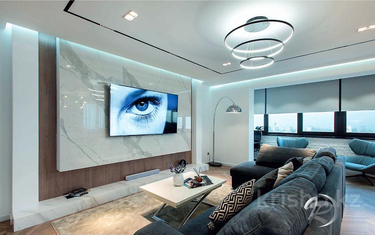 4-комнатная квартира, 155 м², 4/9 этаж, Ул.Исаева 125 за 56 млн 〒 в Алматы, Алмалинский р-н