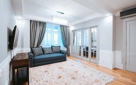 4-комнатная квартира, 111 м², 9/9 этаж, Туркестан 34 за 59.5 млн 〒 в Нур-Султане (Астана), Есиль р-н