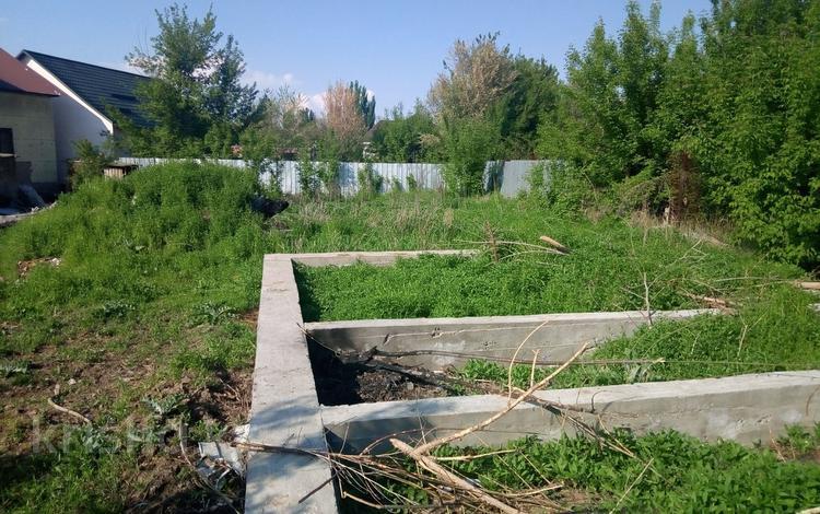 Участок 9.64 сотки, мкр Рахат за 8.5 млн 〒 в Алматы, Алатауский р-н