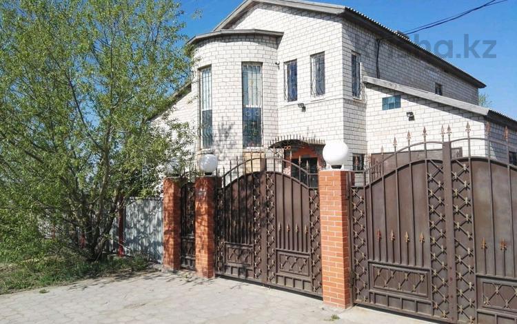6-комнатный дом, 370 м², 9 сот., Кунгей за 33 млн ₸ в Караганде, Казыбек би р-н