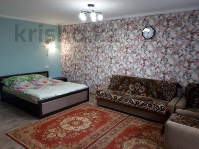 1-комнатная квартира, 37 м², 4 эт. посуточно, Ленина 15 — Ибраева за 6 000 ₸ в Семее