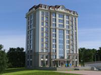 3-комнатная квартира, 117.37 м², 2/10 этаж