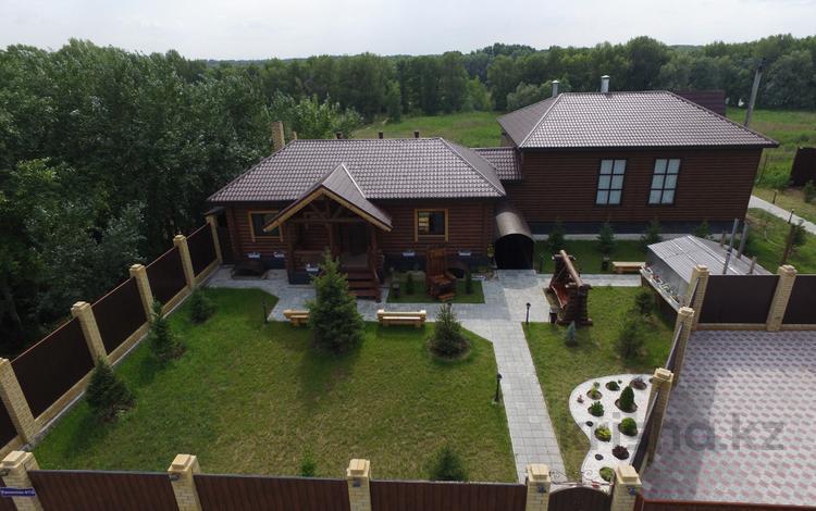 6-комнатный дом, 635 м², 13 сот., Ермакова 41/2 за 130 млн ₸ в Павлодаре