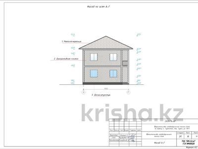 6-комнатный дом, 160 м², 4 сот., Мкр.Туран уч.1673 за 20.9 млн ₸ в Туркестане — фото 16