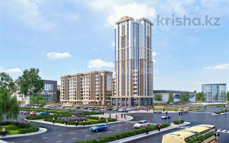 4-комнатная квартира, 139.18 м², 4/8 этаж, Туран за ~ 57.1 млн 〒 в Нур-Султане (Астана), Есиль р-н