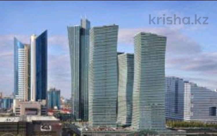 1-комнатная квартира, 50 м², 18/39 эт. помесячно, Достык 5 — Акмешит за 200 000 ₸ в Нур-Султане (Астана), Есильский р-н