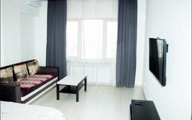 1-комнатная квартира, 50 м², 12/13 этаж посуточно, Гоголя за 12 000 〒 в Алматы, Медеуский р-н