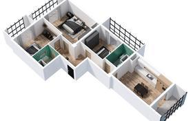 3-комнатная квартира, 130 м², 4/14 эт., Толе Би — Ауэзова за 45 млн ₸ в Алматы, Алмалинский р-н