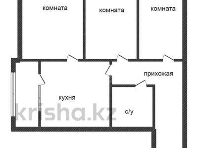 3-комнатная квартира, 72 м², 16/17 этаж, проспект Бауыржана Момышулы за 21.5 млн 〒 в Нур-Султане (Астана), Алматы р-н — фото 22