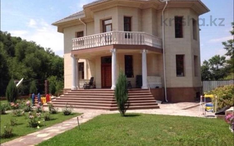 7-комнатный дом, 360 м², 18 сот., мкр Ремизовка за 290 млн ₸ в Алматы, Бостандыкский р-н