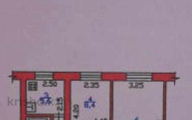 2-комнатная квартира, 46 м², 2/4 эт., Сатпаева 18 В — Наурызбай Батыра за 20 млн ₸ в Алматы, Бостандыкский р-н