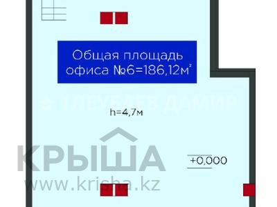 Помещение площадью 186.12 м², 38-я улица за 111.7 млн 〒 в Нур-Султане (Астана), Есиль р-н — фото 5